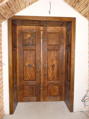 Dveře s obložkovou zárubní
